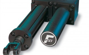 A versatile actuator for steering guides, displacement guides, and unwind/rewind applications