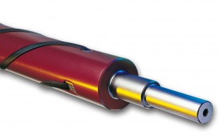 360 degrees of radial grip for smooth operation at higher speeds